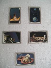 Calendários De Bolso Da Conquista Da Lua - Antigos - 1971