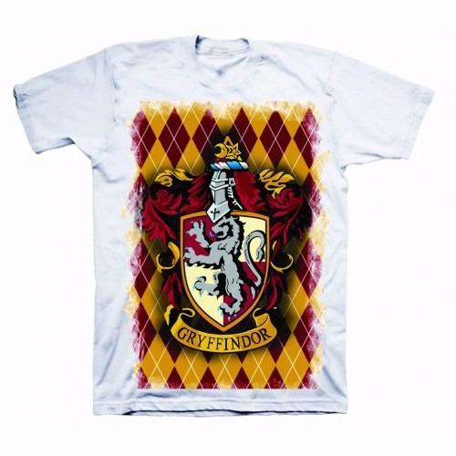 Camiseta Harry Potter Grifinória