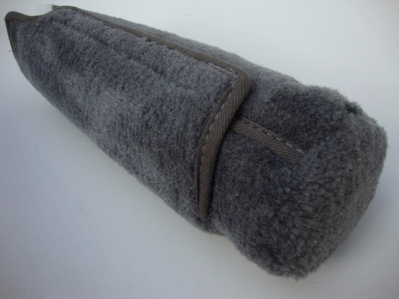 Capa Extintor Carpete Cinza Médio Veja Medidas Na Descrição