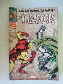 Coleção Histórica Marvel Nº 5! Os Vingadores Fev 2015!