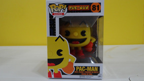 Funko Pop - Pac-man - Novo!