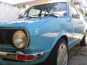 Passat Ls 1977 Azul Colonial