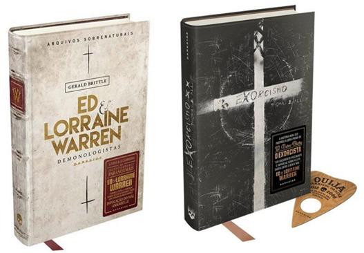 Exorcismo + Ed & Lorraine Warren: Demonologistas Darkside