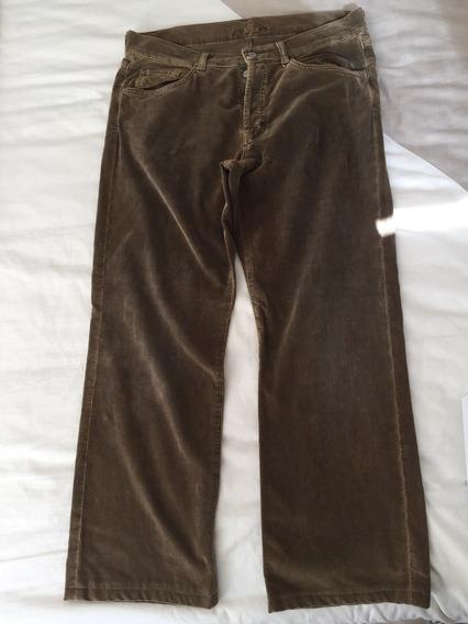Pantalon Corderoy Seven Talle 34