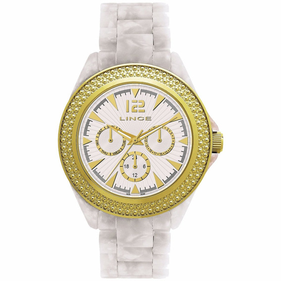 Relógio Feminino Lince Cód. Smp 4084l S2tx - Frete Gratis