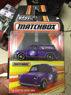 Matchbox Best 2017