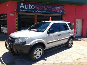 Ford Ecosport Xls 1.6 Full Muy Buena Tomo Auto Fcio X Bco