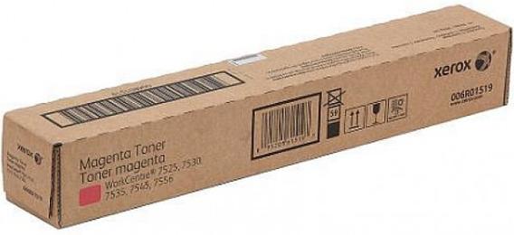 2 Toners Xerox 006r01519 Magenta 7525 7530 Original Usado