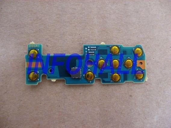 Kit 10 1-880-196-11 Sw-563 Placa Teclado Câmera Sony Carta R