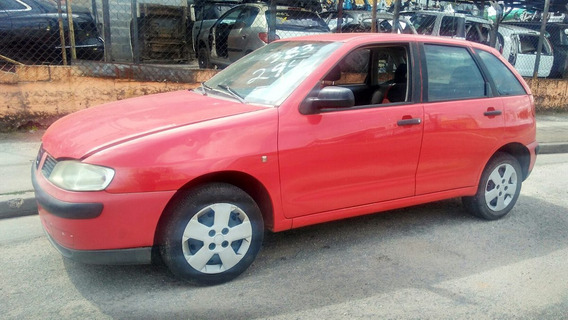 Peças Seat Ibiza 1.0 16v 2001 Sucata Nevada Auto Peças