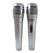 Kit Com 2 Microfones Dinâmicos Profissional