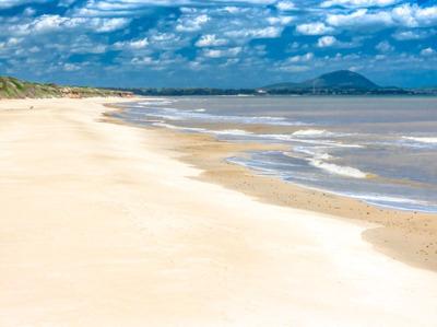 Terreno/casita - 1a Línea Playa Baln. Argentino/costa De Oro