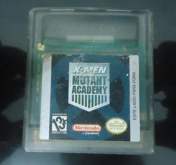 X-men Mutant Academy Para Game Boy Color