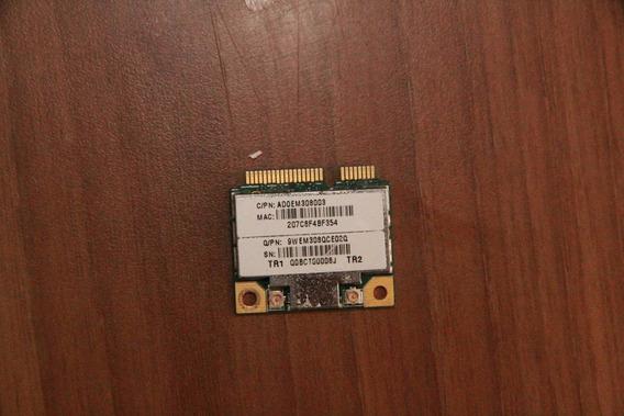 Itautec Notebook W7430 W7435 Wireless Em308_r4 Ad0em308003