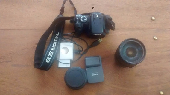 Canon Eos Xti + Lente Canon 28-135 Mm
