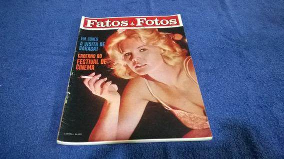 Fatos E Fotos 243 Set/65 Fest Cinema/caxemira/minas Gerais