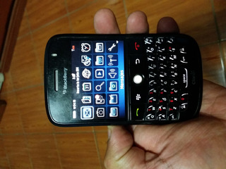 Vendo Black Berry Bold Mod. 9000