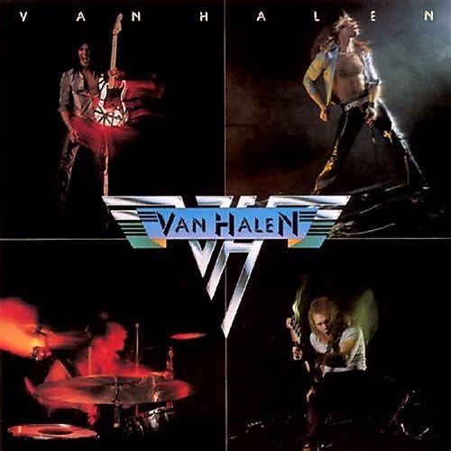 Van Halen Van Halen Cd Remastered Nuevo David Lee Roth