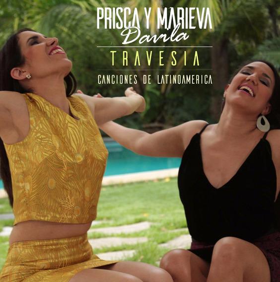 Cd Música Venezolana Travesía Prisca Y Davila (digital)