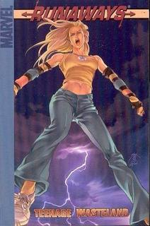 Marvel Runaways Teenage Wasteland Volume 2