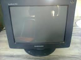 Monitor Samsung Syncmaster 592v Funcionando