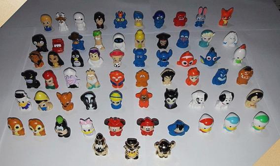 Gogos Disney 2ª Série Coleção E Álbum Completo (68 Gogos)