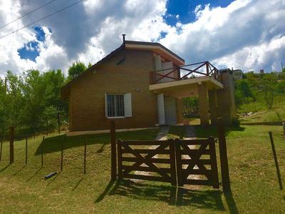 Casa En Estancia Vieja A 1 Cuadra Del Rio Vendo Por Viaje