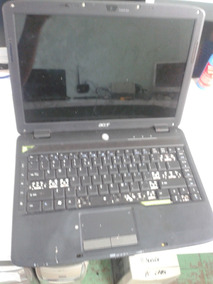 Notebook Acer Aspire 4530-6823 Carcaça Completa Leia Anuncio