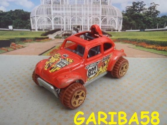 R$18 Nolote Hot Wheels Baja Bug Fusca 2011 Thrill Racers G58