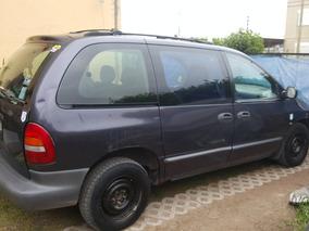 Chrysler Caravan 3.3 Se Automática C/gnc Mod 98