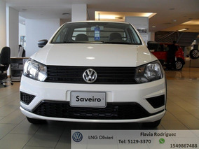 Volkswagen Vw Saveiro Cabina Simple 1.6 Safety 0 Km 2017