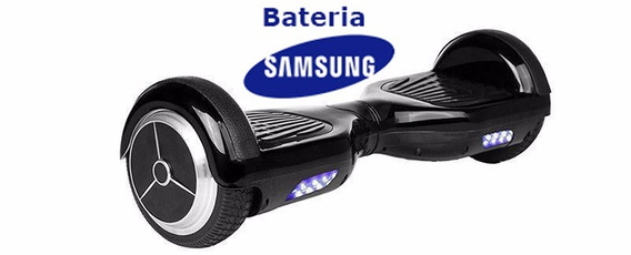 Hoverboard Skate Elétrico 6,5 Polegadas C/ Nota Fiscal + Dsr
