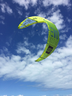 Cambio/vendo Kite North Evo 10 Tabla Nueva Jaime 2017.