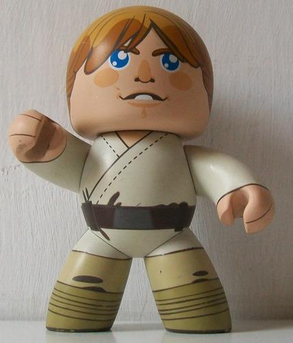 Imagen 1 de 3 de Muñeco Star Wars Mighty Muggs Coleccionable
