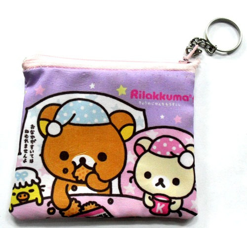 Monedero De Card Rilakkuma Sanrio Super Cute! (7)