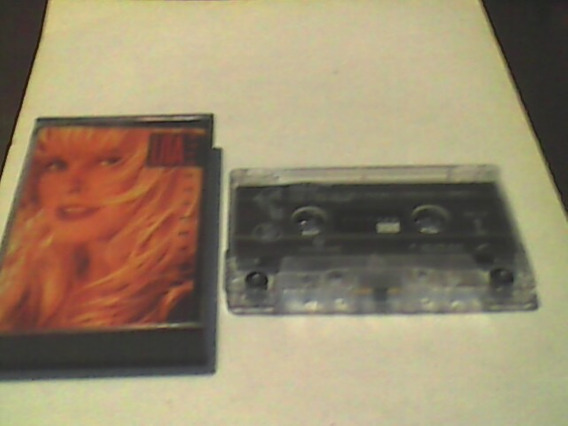 Lita Ford Stilleto Cassette Usa