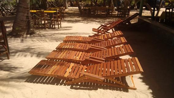 Cadeira Espreguiçadeira Piscina Sol E Mar