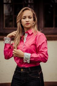 Camisa Kyrillos Femininas Fio 60 100% Algodão Ref.k6000915