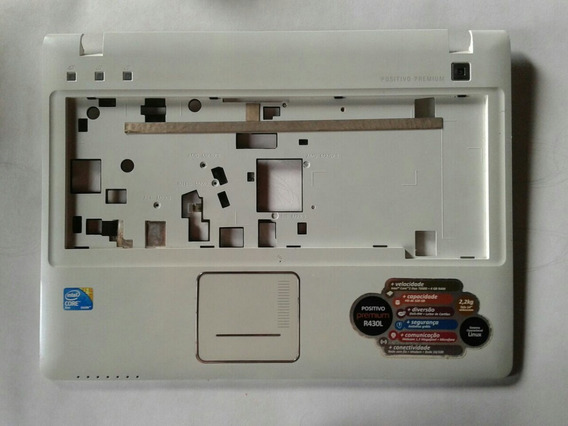 Carcaça Superior + Touch Notebook Positivo R430l (completa)