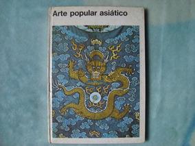 Livro Arte Popular Asiático