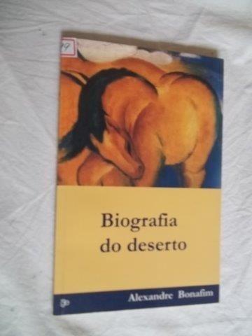 * Livro - Biografia Do Deserto - Literatura Nacional