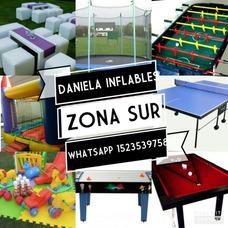Alquiler De Castillos Inflables Y Juegos Para Eventos Lanus