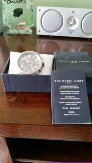 Relógio Tommy Hilfiger Com Garantia