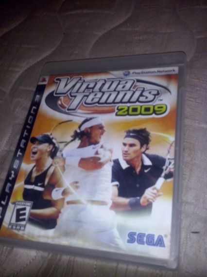 Virtua Tennis Ps3
