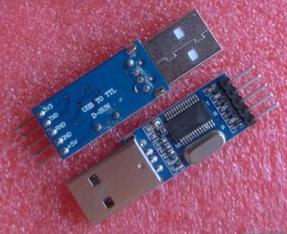 Módulo Adaptador Usb Serial Ttl Pl2303 5 Pinos H2