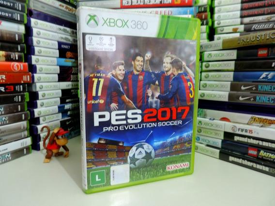 Pes17 Original Para Xbox 360