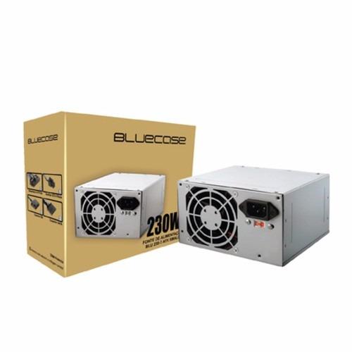 Fonte Bluecase Blu230-t Atx Small - 230w Prata