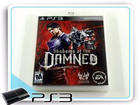 Ps3 Shadows Of The Damned Original Playstation 3