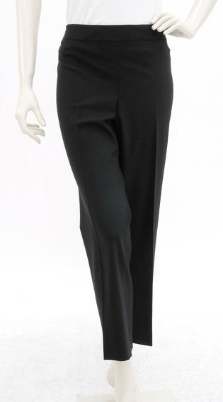 Pantalones Negros De Vestir, Cierre A Un Lado Dkny