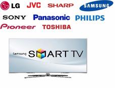 Reparación De Tv Lcd, Led, Plasma, Taller Y Domicilio.